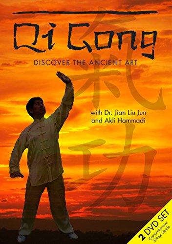 DVD : Akli Hammadi - Qi Gong: Discover the Ancient Art (2 Disc)