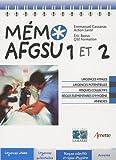 echange, troc Emmanuel Cassanas, Eric Basso - Memo AFGSU 1 et 2
