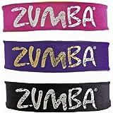Zumba Vida Two-Way Headbands (3-pack)
