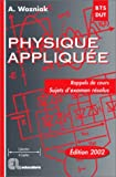 Physique Applique BTS-DUT