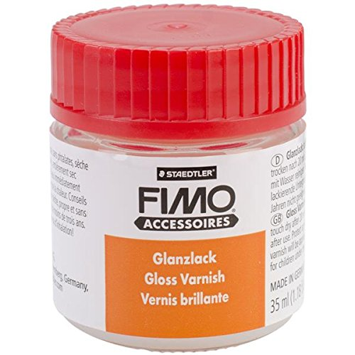 Water Based Gloss Varnish for Fimo from Eberhard Faber