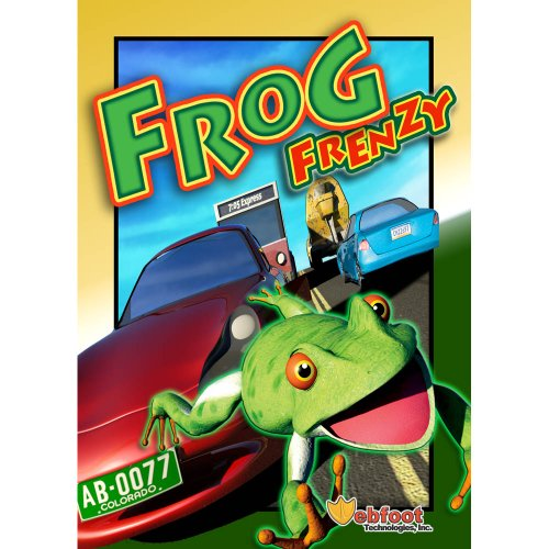 Frog Frenzy Mac [Download]