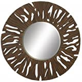 """Amazing Wood Carved Wall Mirrors 47""""D"""