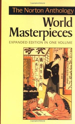 The Norton Anthology of World Masterpieces (Expanded...