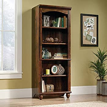 Sauder Harbor View Library (Curado Cherry)