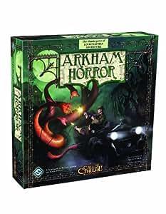 Fantasy Flight Games VA09 - Arkham Horror (englische Ausgabe)