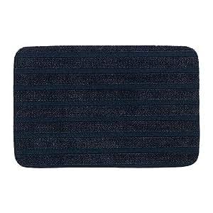 ikea borris door mat dark blue 38x57 cm On door mats amazon