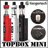 KangerTech TOPBOX Mini スターターセット ブラック 温度管理対応 電子タバコ VAPE