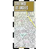 Streetwise Los Angeles Map - Laminated City Center Street Map of Los Angeles, California