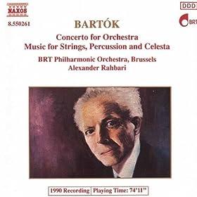 Concerto for Orchestra, BB 123: V. Finale: Presto