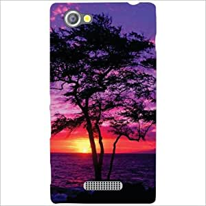 Sony Xperia M Back Cover - Decent Designer Cases