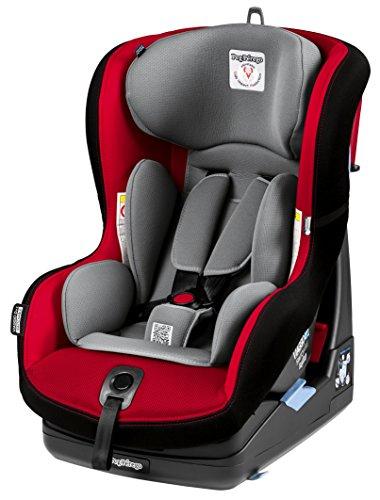 Peg Perego Seggiolino Auto Viaggio 0+1 Switchable, Rouge