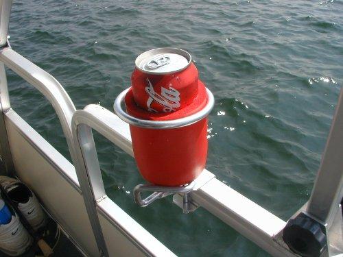 Arnall's Pontoon / Deck Boat Cup Holder