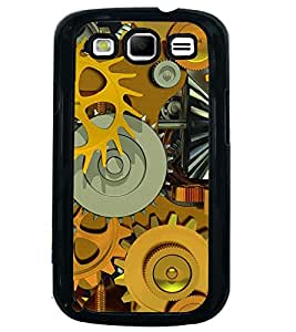 PRINTSWAG MACHINERY Designer Back Cover Case for SAMSUNG GALAXY S3