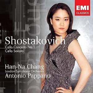 Chostakovitch : Concerto pour violoncelle n° 1 - Sonate pour violoncelle