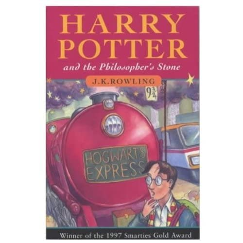 Harry Potter Philosopher S Stone Book Cover ~ Harry potter and the philosopher s stone book