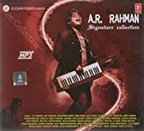#4: A.R.Rahman Signature Collection
