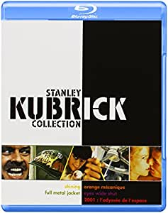 coffret stanley kubrick 2001 l 39 odyss e de l 39 espace eyes wide shut full m tal jacket. Black Bedroom Furniture Sets. Home Design Ideas