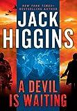 Jack Higgins A Devil Is Waiting (Thorndike Core)