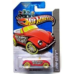 Buy Hot Wheels 2013 Volkswagen Beetle HW City 40/250 ...