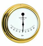 Barigo 911 Clinometer with White Dial and Brass Case (Matches 111 and 611)