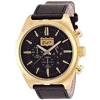 [オニツカ タイガー]Onitsuka Tiger 腕時計 アシンメトリーモデル(ギアべゼルタイプ) OTTC04.04LB メンズ