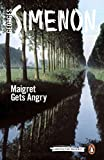 img - for Maigret Gets Angry (Inspector Maigret) book / textbook / text book