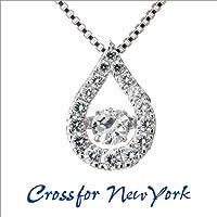 [クロスフォーニューヨーク] Crossfor New York ネックレス Twinkle Tear NYP-529 レディース ペンダント