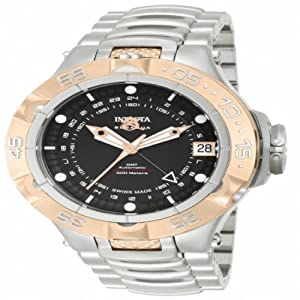 Invicta Subaqua GMT Automatic Mens Watch 12876