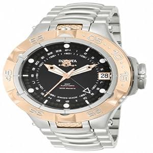 Invicta Subaqua GMT Automatic Mens Watch 12876