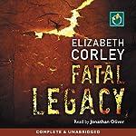 Fatal Legacy   Elizabeth Corley