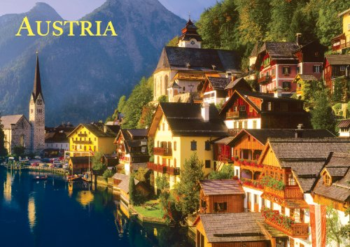 Buffalo Games Large Piece Travel, Austria - 300pc Jigsaw Puzzle