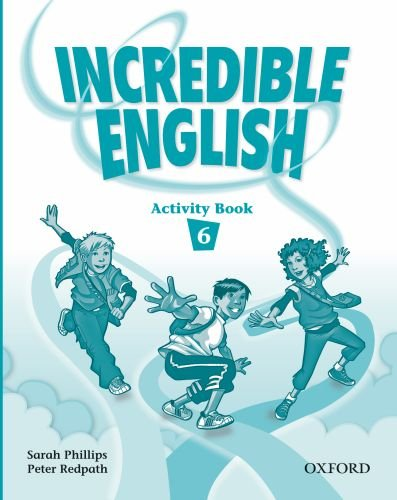 Incredible English 6: Activity Book