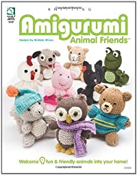 Amigurumi: Animal Friends; Knitting