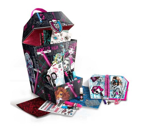 Imagen principal de Canal Toys 06023 Monster High - Caja secreta con cajones