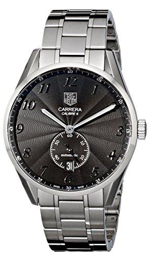 Tag Heuer Men's WAS2110.BA0732 Carrera Black Dial Dress Watch