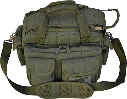 Explorer Tactical 12 Pistol Padded Gun and Gear Bag OD Green