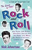 img - for A Brief History of Rock and Roll book / textbook / text book