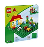 Duplo - Jeu de construction premier �ge - Plaque De Base Grand Mod�le Verte