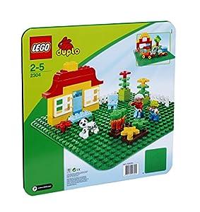 LEGO Bricks & More - Plancha verde (2304)