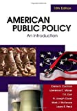 img - for American Public Policy: An Introduction 10th edition by Cochran, Clarke E., Mayer, Lawrence C., Carr, T. R., Cayer, (2011) Paperback book / textbook / text book