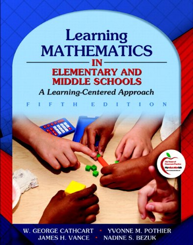 Learning Mathematics in Elementary and Middle Schools: A...