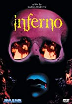 Inferno (1980) on DVD