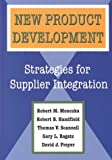 img - for New Product Development: Strategies for Supplier Integration book / textbook / text book