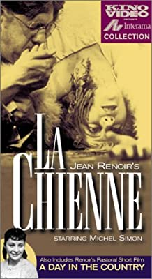 La Chienne [VHS]
