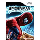 Spider Man: The Edge Of Time (Nintendo Wii)