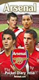 Official Arsenal FC 2010 Diary
