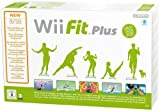 Wii Fit Plus inkl. Balance Board (weiss)
