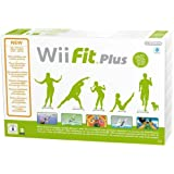 Wii Fit Plus + Wii Balance Board - blancpar Nintendo Games