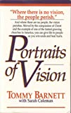 img - for Portraits of Vision book / textbook / text book